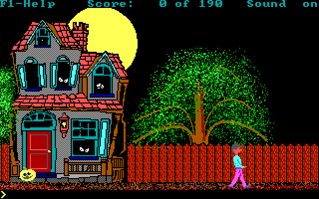 Hugo I: House of Horrors screenshot 1