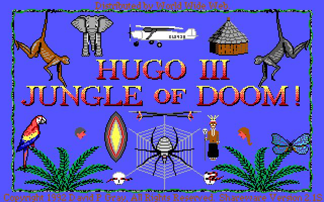 Hugo III: Jungle of Doom screenshot 3