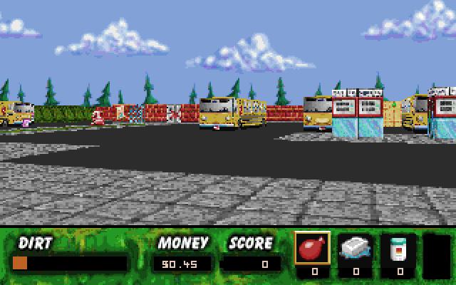 H.U.R.L. screenshot 1