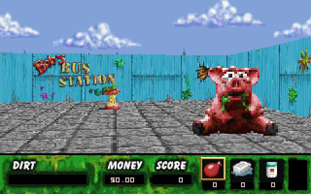 H.U.R.L. screenshot 2