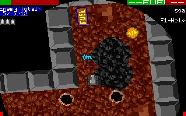 Hyper Tank screenshot 1