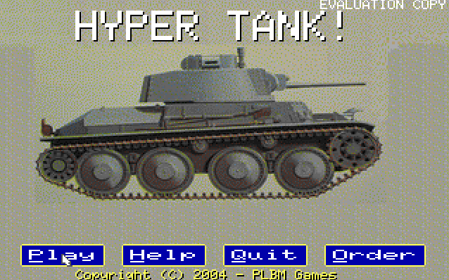 Hyper Tank screenshot 3