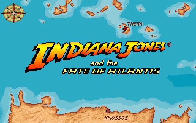 Indiana Jones and the Fate of Atlantis screenshot 3