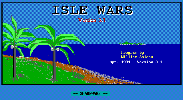 Isle Wars screenshot 3