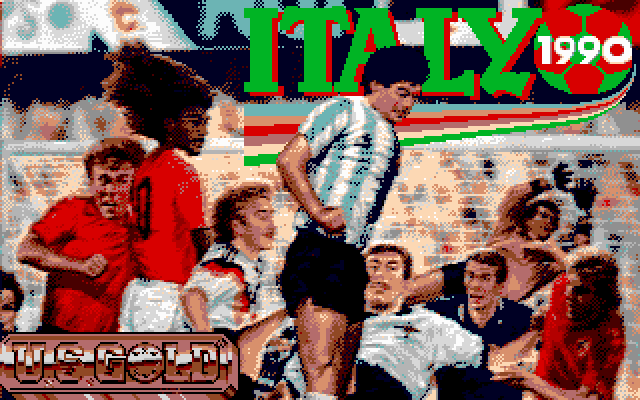 Italy 90 screenshot 3