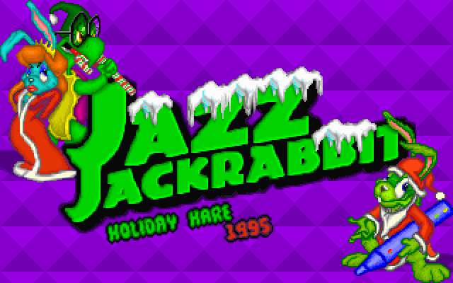 Jazz Jackrabbit Holiday Hare screenshot 3
