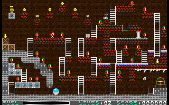 Jetpack Christmas Special screenshot 1