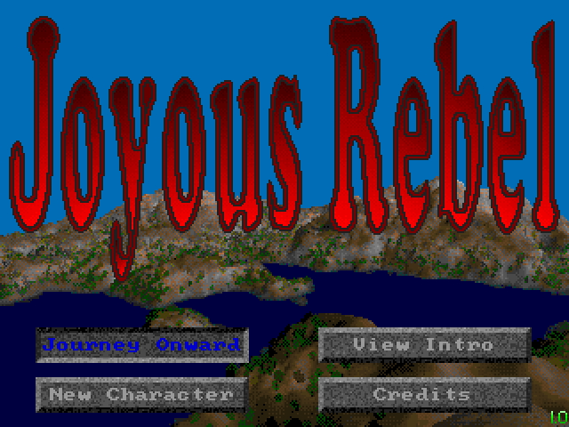 Joyous Rebel screenshot 3