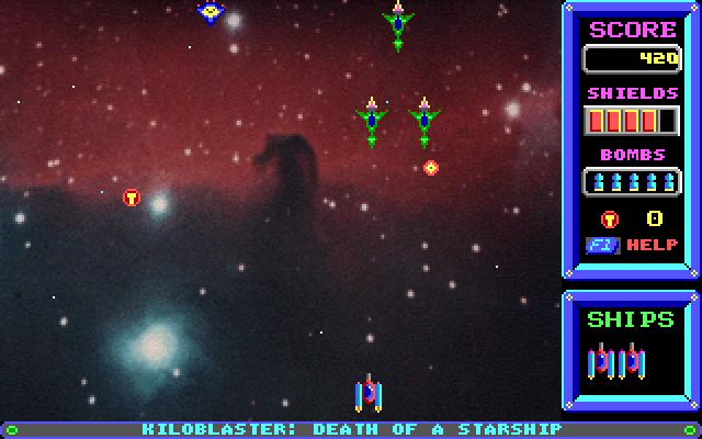 Kiloblaster screenshot 1
