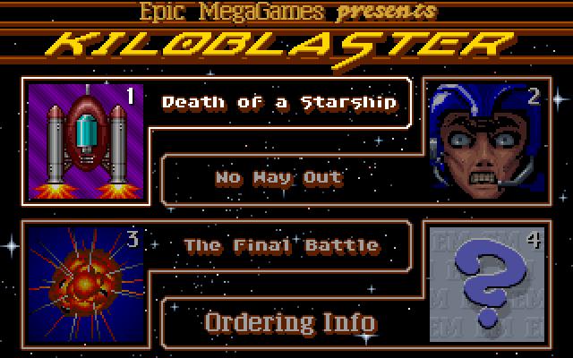 Kiloblaster screenshot 3