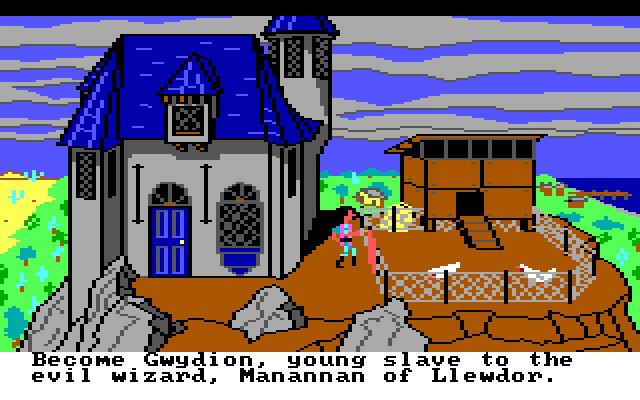 King's Quest III: To Heir Is Human Help screenshot 1