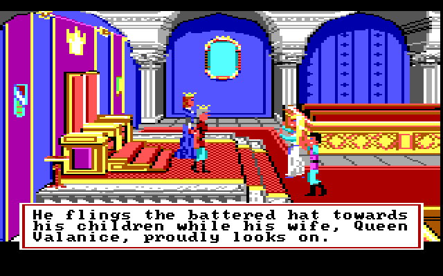 King's Quest IV: The Perils of Rosella screenshot 3