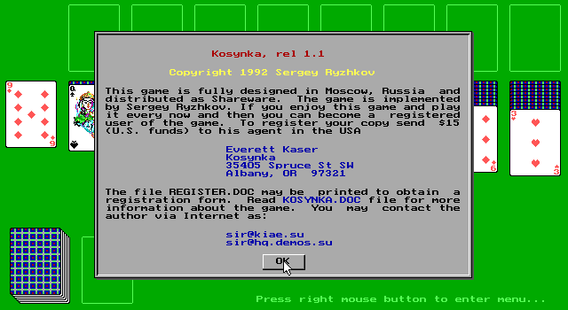 Kosynka screenshot 3