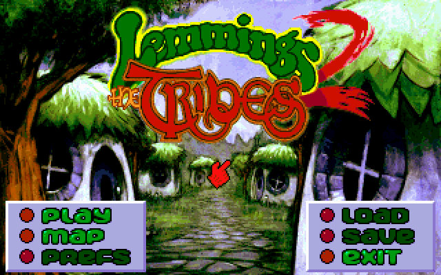 Lemmings 2: The Tribes screenshot 3