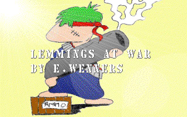 Lemmings at War screenshot 3