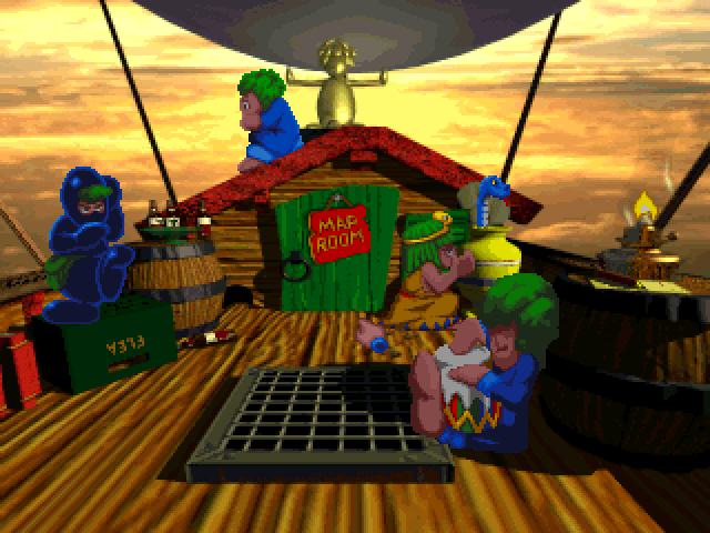 Lemmings Chronicles screenshot 3