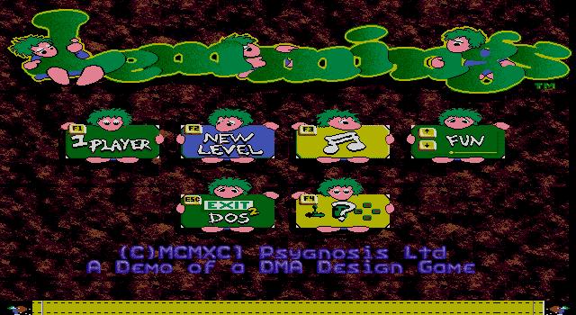 Lemmings screenshot 3