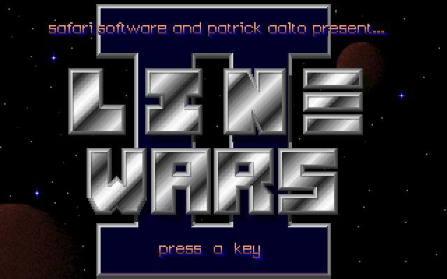 LineWars II screenshot 3