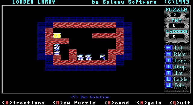 Loader Larry screenshot 2