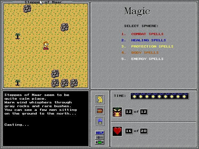 Lords of Doom screenshot 2