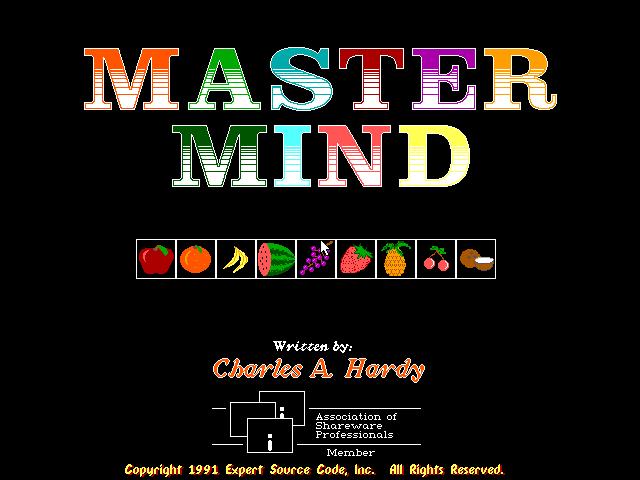 Master Mind screenshot 3