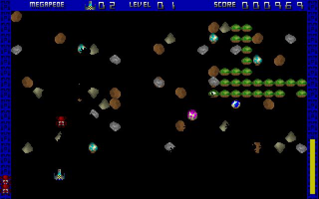 Megapede screenshot 1