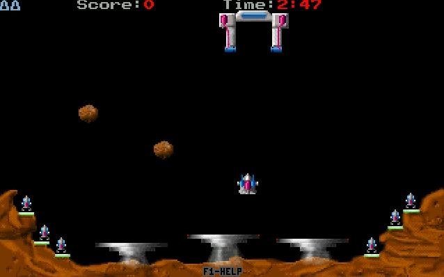 Meteor Rescue screenshot 2