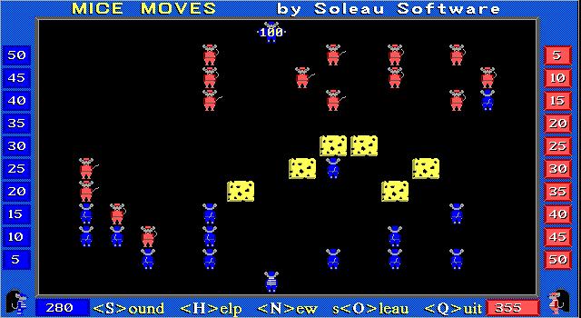 Mice Moves screenshot 1