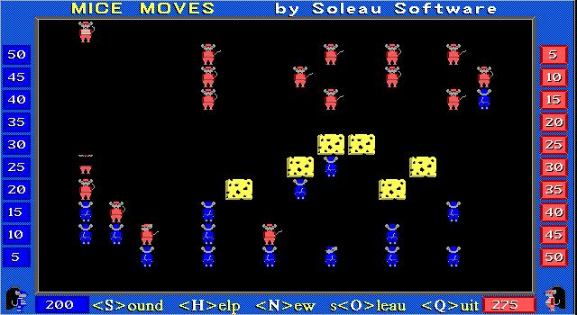 Mice Moves screenshot 2