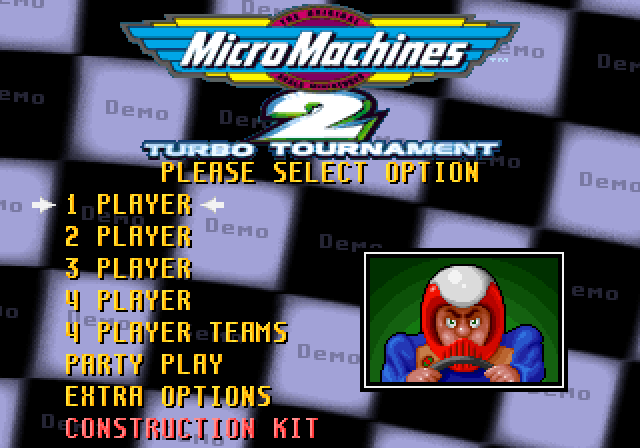Micro Machines 2: Turbo Tournament screenshot 3