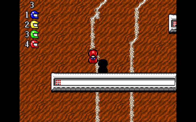 Micro Machines screenshot 1
