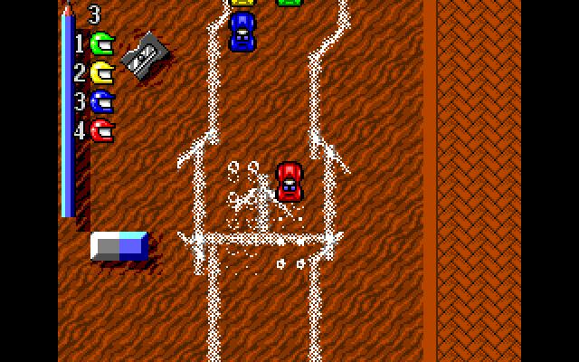 Micro Machines screenshot 2