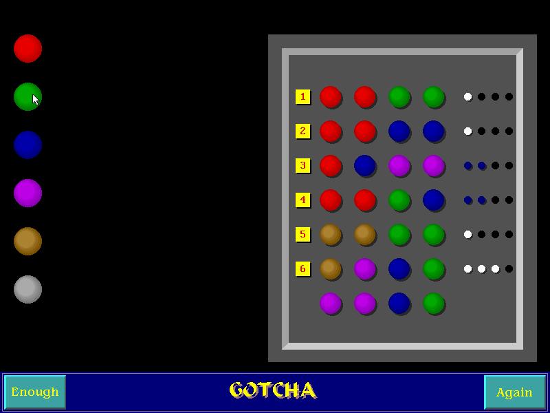 Mindgame screenshot 2