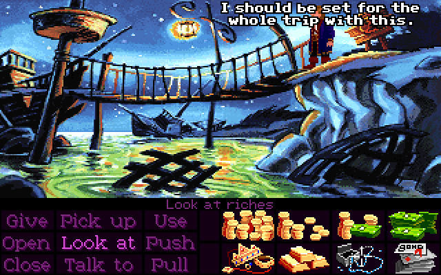 Monkey Island 2: LeChuck's Revenge screenshot 1