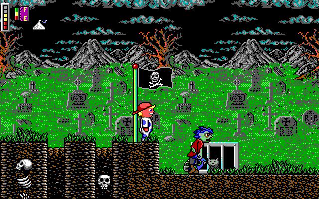 Monster Bash screenshot 2