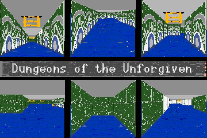 Moraff's Dungeon of the Unforgiven screenshot 3