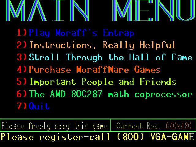 Moraff's Entrap screenshot 3
