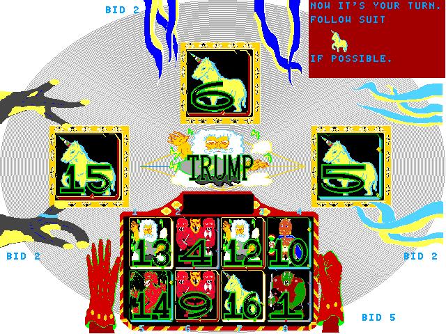 Moraff's Monster Bridge screenshot 1