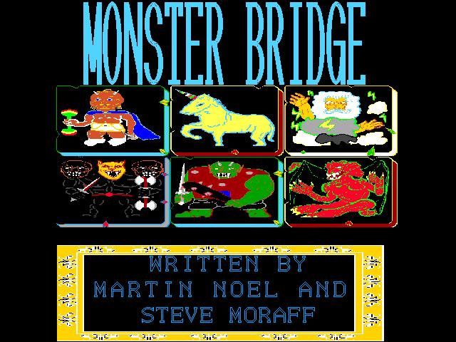 Moraff's Monster Bridge screenshot 3
