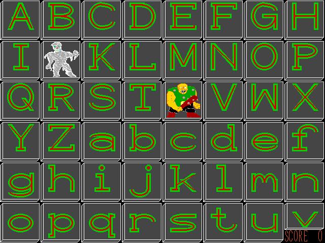 Moraff's Monster Memory screenshot 2