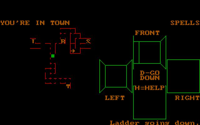 Moraff's Revenge screenshot 1