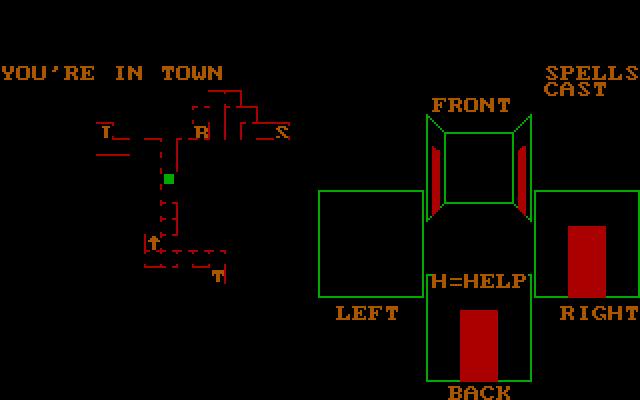 Moraff's Revenge screenshot 2