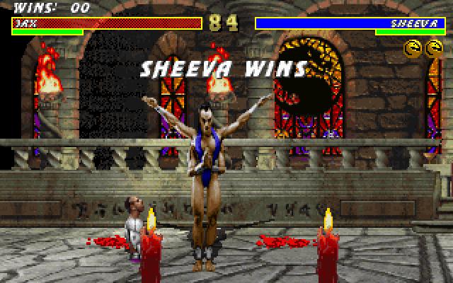Mortal Kombat 3 screenshot 2