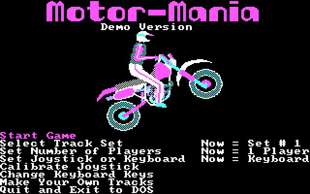 Motor Mania screenshot 3