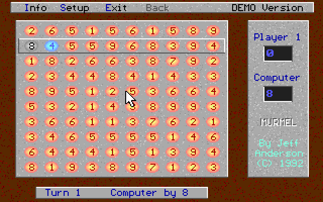 Murmel screenshot 1