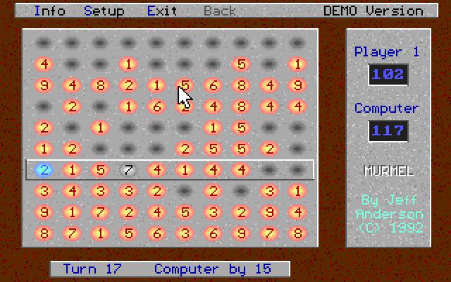 Murmel screenshot 2