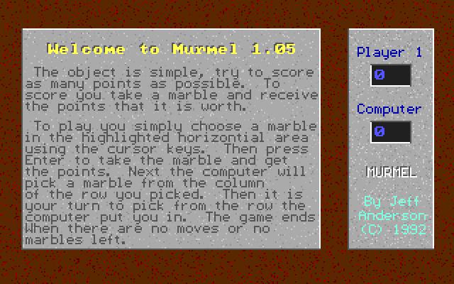 Murmel screenshot 3