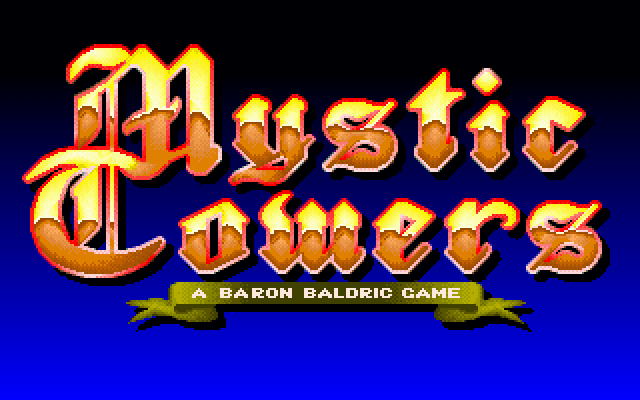 Mystic Towers screenshot 3