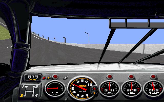 NASCAR Racing screenshot 1