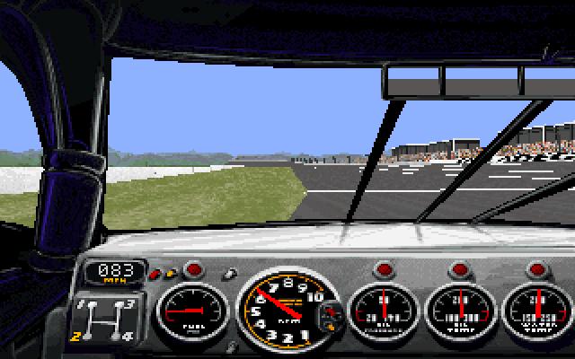 NASCAR Racing screenshot 2